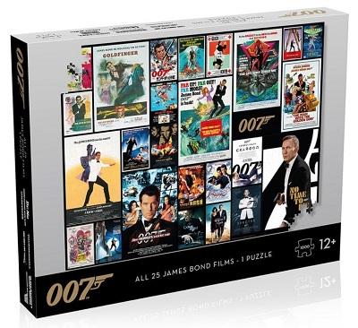 James Bond puzzle