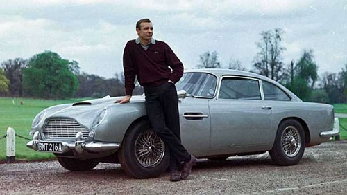 James Bond Style Icon Luxury Lifestyle