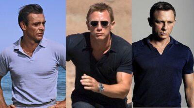 James Bond Polo Shirts