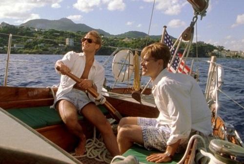 Summer of Adventure Learn to Sail The Talented Mr. Ripley Jude Law Matt Damon