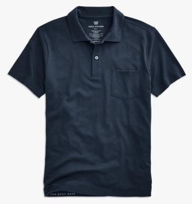 James Bond Casino Royale polo shirt budget alternative