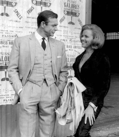 James Bond Men's Style Icon Luxury Lifestyle