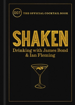 James Bond drinks guide