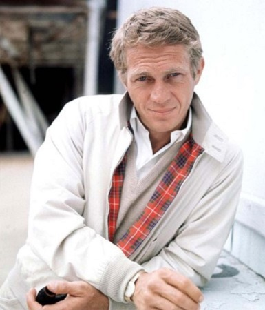 Steve McQueen Style Icon