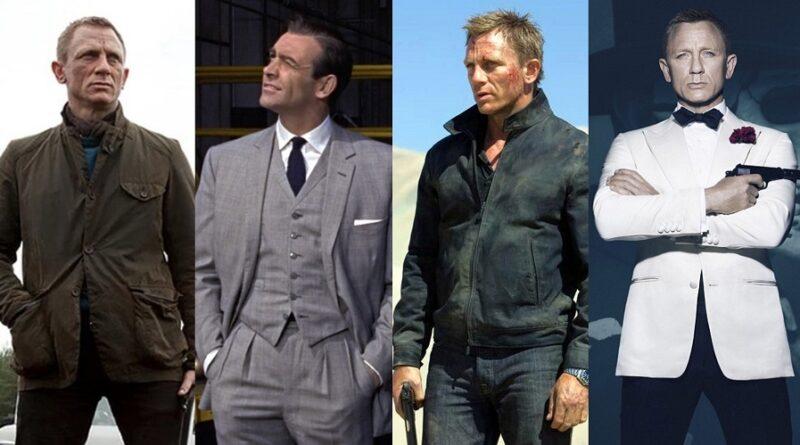 4 Favorite Bond Looks Jake Gerba