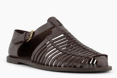 mens traditional vintage style sandals
