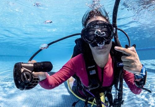 SCUBA Network Pool Training