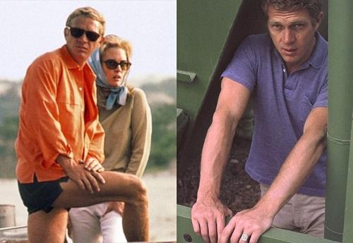 Steve McQueen Summer Style