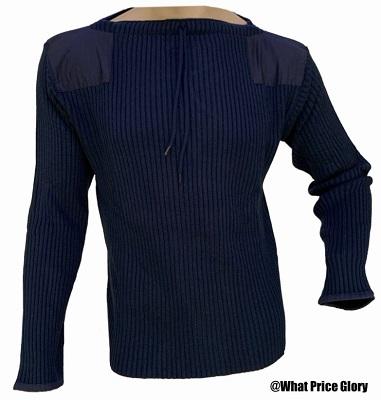What Price Glory Commando Sweater James Bond Budget style