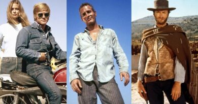Hollywood Cowboy and Rebel Style