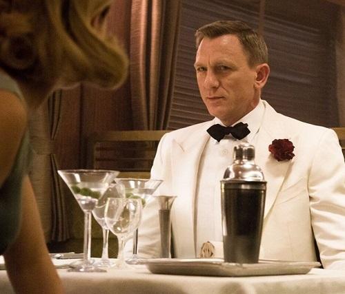 Daniel Craig James Bond SPECTRE Dinner Jacket Tuxedo