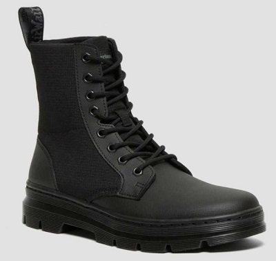 James Bond No Time To Die tactical commando military boots Dr. Marten alternatives