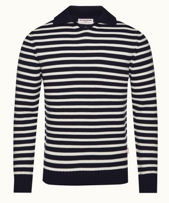 James Dean Breton Stripe Sweater