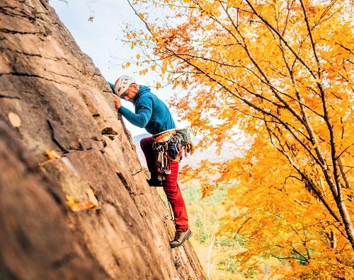 Keith Moon EMS Climbing School