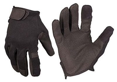 James Bond No Time To Die tactical gloves