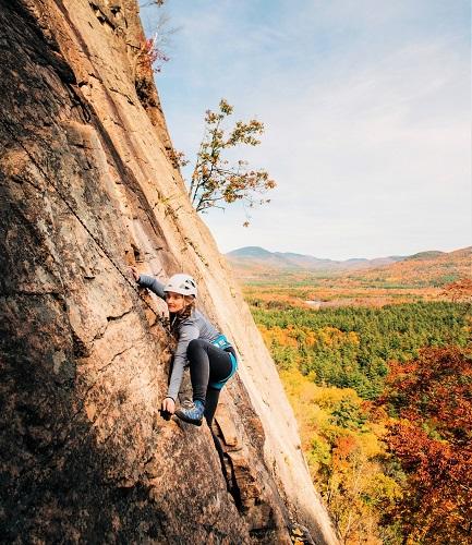 EMS Climbing School Rock Climbing