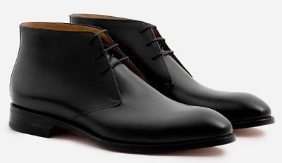 James Bond Skyfall dress chukka boots affordable alternative