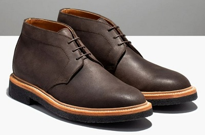 James Bond No Time To Die Chukka boots affordable alternatives