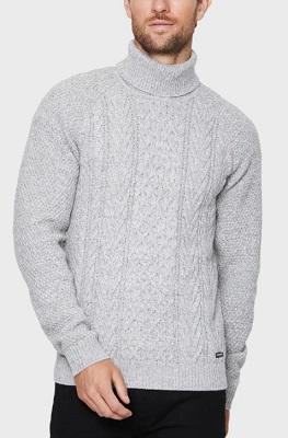 James Bond SPECTRE Roll Neck Sweater budget alternative