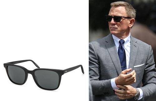 Daniel Craig James Bond No Time To Die Barton Perreira Joe Sunglasses