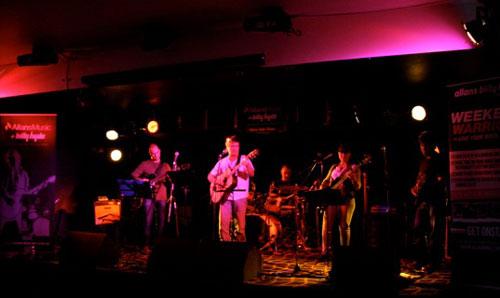 Helen's band