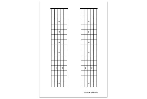 Guitar neck (full length) thumbnail