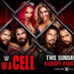WWE – HELL IN CELL 2016 6:00PM Hora Mexico