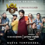 LOL: Last One Laughing – TEMPORADA 2