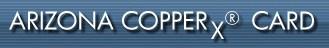 Arizona CopperX Card