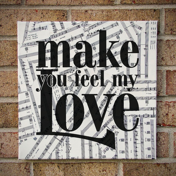Adele - Garth Brooks - To Make you Feel My Love