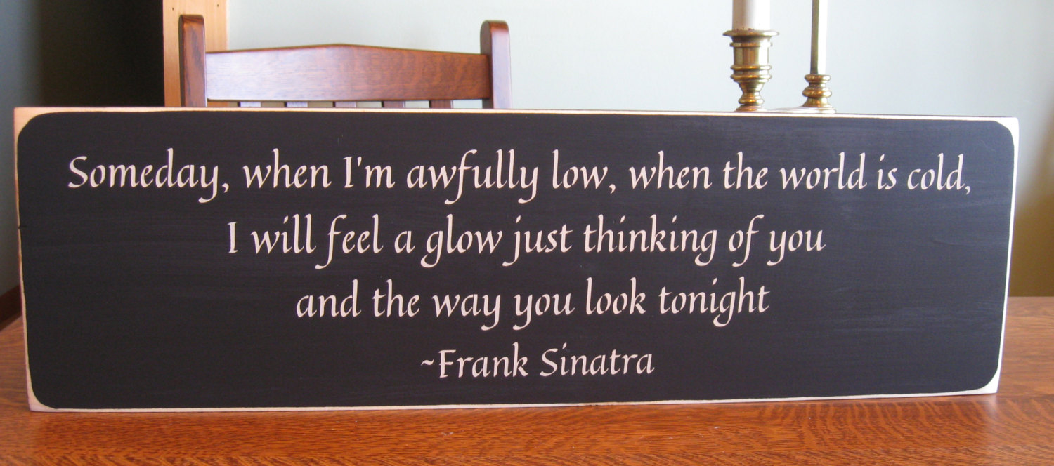 Frank Sinatra - The Way You Look Tonight - St Louis DJ Services