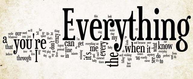 Michael Buble - Everything - DJ Karaoke Service