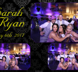 Aeries Terrace Photo Booth Sample Wedding