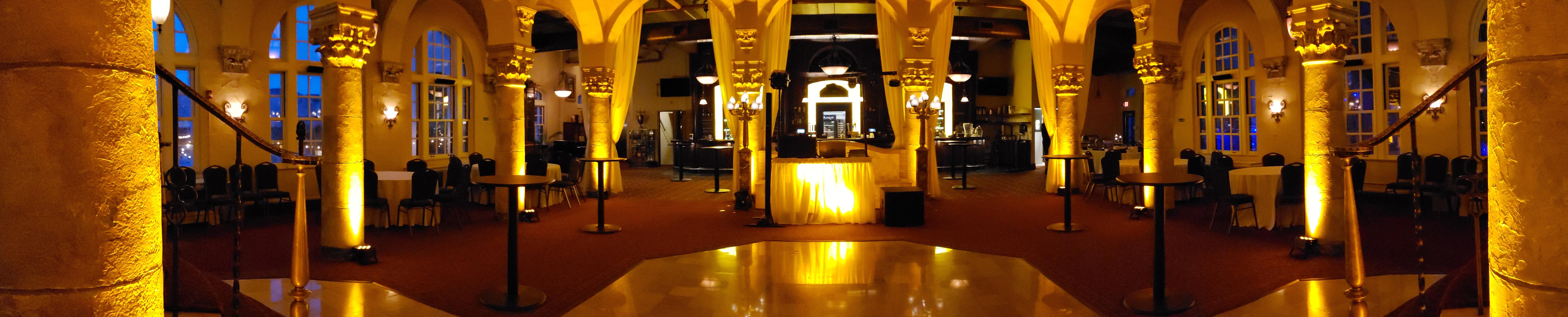 Barnett On Washington with 314DJ Sound and Up Lighting