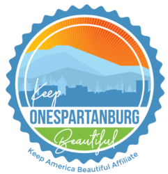 Keep OneSpartanburg Beautiful