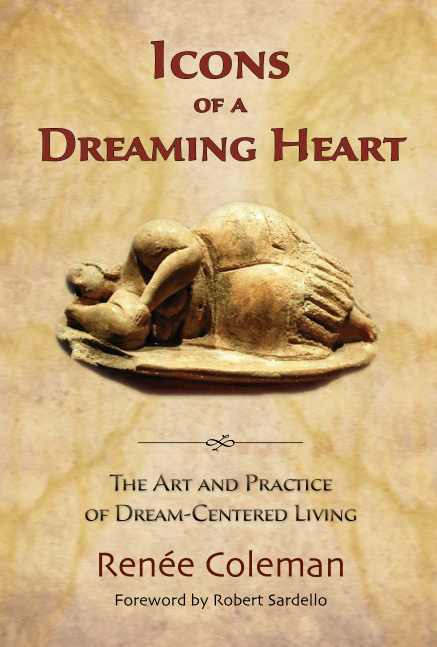 Icons of a Dreaming Heart book cover
