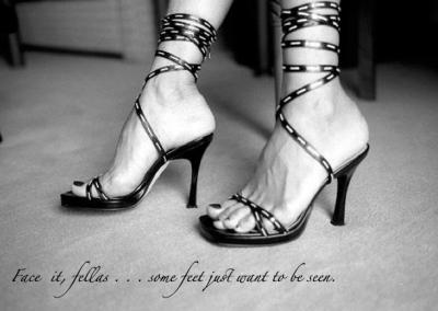 fine feet image