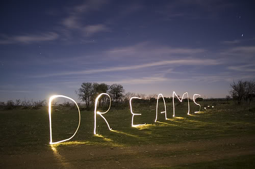 the light of dreams