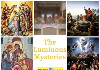 The Luminous Mysteries