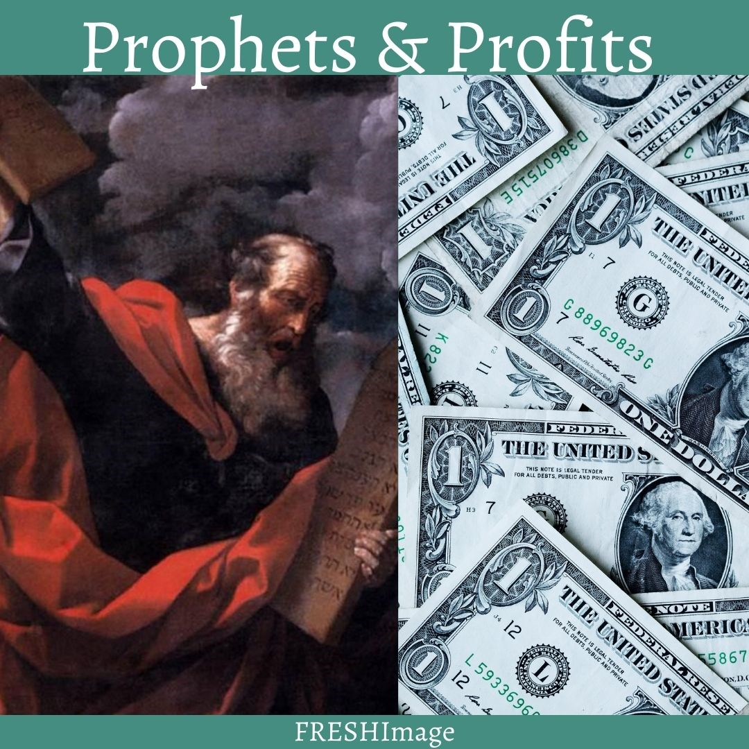 Prophets and Profits: Fulfilling our Baptismal Responsibilities in Business