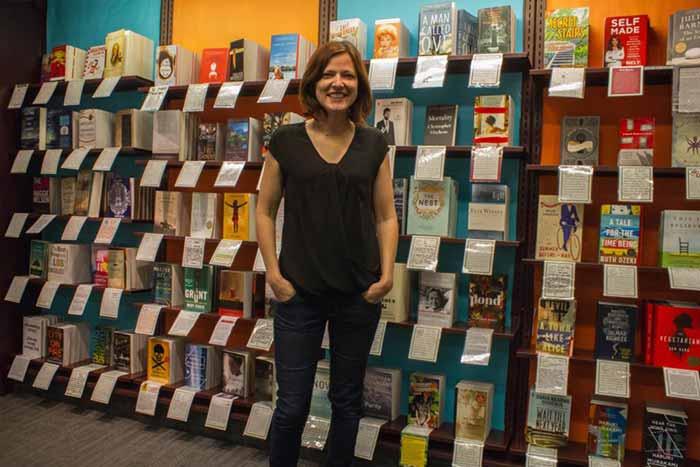 Allison Hill, Manager-Vroman's Bookstore
