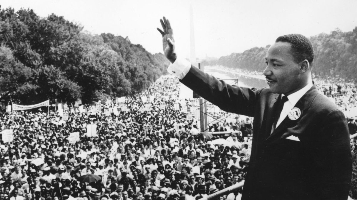 """Dr. Martin Luther King's """"I Have A Dream"""" Speech, In Its Entirety"""