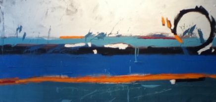 ART TODAY 06.12.17 by Frank Creaturo, From the Beach