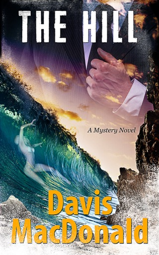 """Part 2 of Canine interview: Buoy's exclusive with Miss Annie and book excerpt from the Davis MacDonald mystery novel """"The Hill"""""""