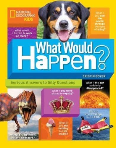 What would happen? Joe Rocco, Illustrator