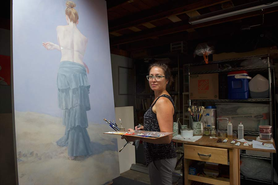 """ART TODAY 030718 """"Before They Go"""" Venice Beach Artists – curation, photographs & new book by Debbie Zeitman"""