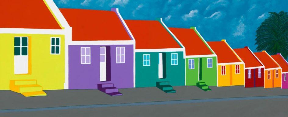 Curacao Dreams by Synthia SAINT JAMES