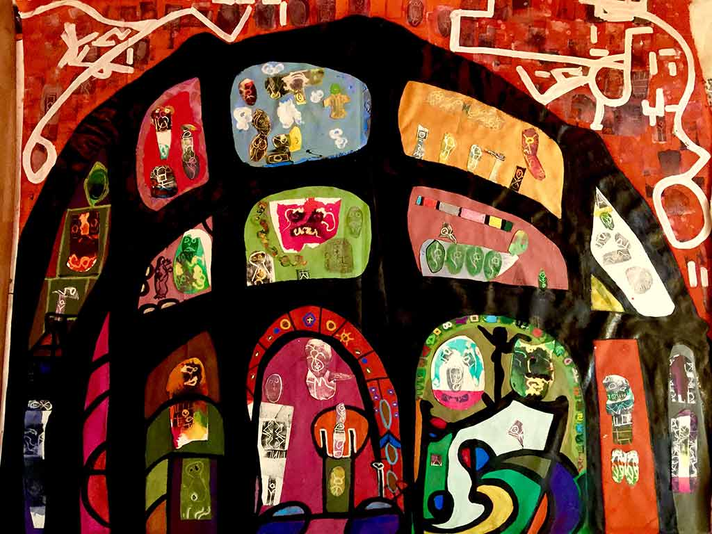 "The bold expressions of Robert Soffian kicks off ART TODAY's ""Artist of the Week"""