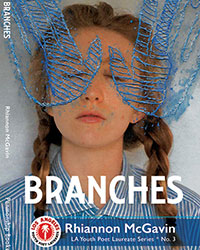 """Rhiannon McGavin's book """"Branches"""" is on sale – plus she reveals her 3 favorite poetry books for poets by poets, and video explaining why"""