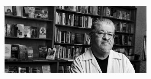 Luis Rodriguez at Tia Chua Press